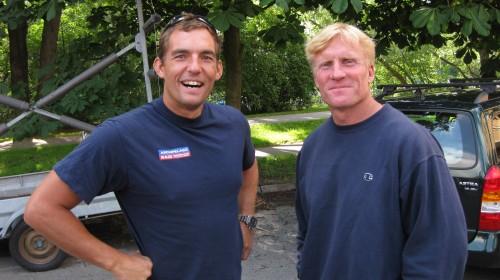 Paul Rosenquist & Tommy Karls