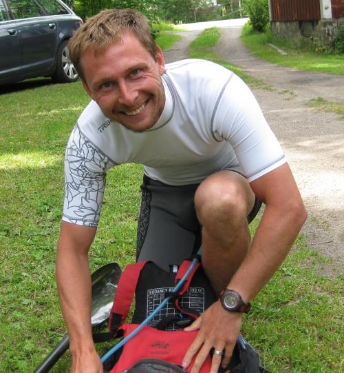 Fredrik Lindström - Nordic Kayaks